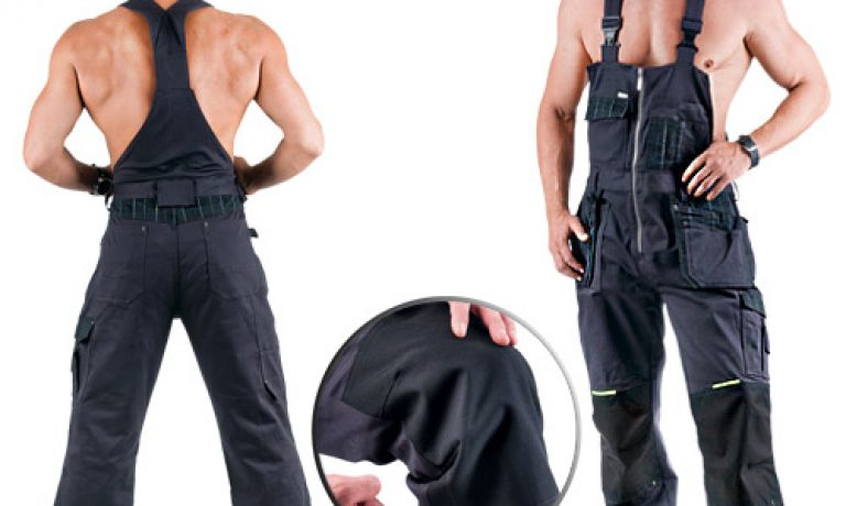 Delovna oblačila za vašo osebno varnost