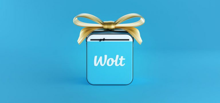 Wolt promo koda za 5 eur