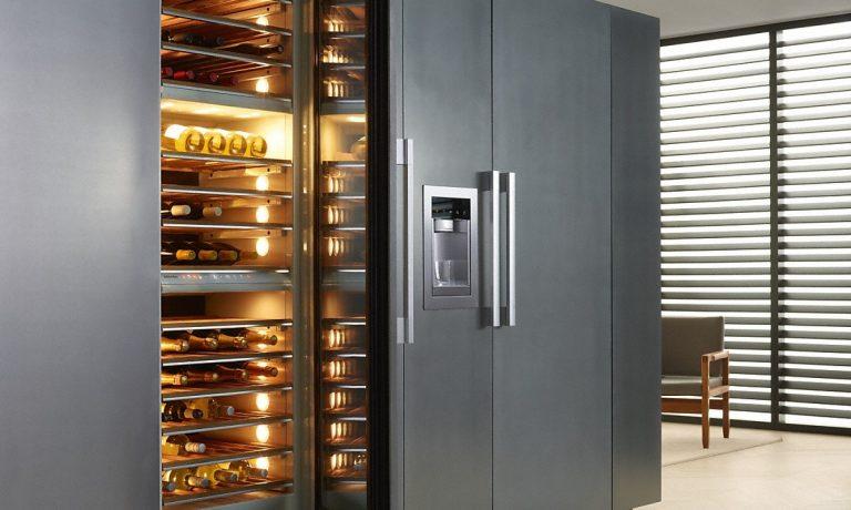 Miele: Vgradne zamrzovalne omare