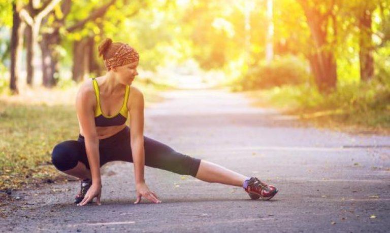 Kako se spraviti k telovadbi?